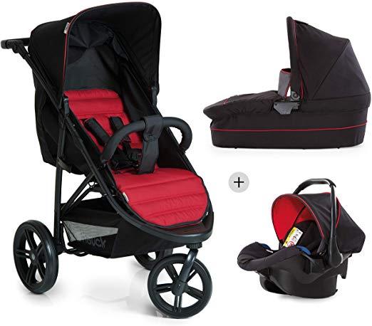 Hauck Rapid 3 Trio para bebé solo 145€