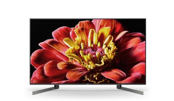 "TV LED 49"" - Sony KD-49XG9005, UHD 4K HDR, Android 8.0 Full-Array"