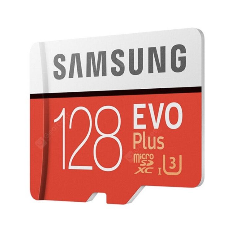 MicroSD Samsung 128GB Evo Plus