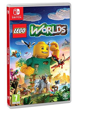 Lego Worlds para Switch