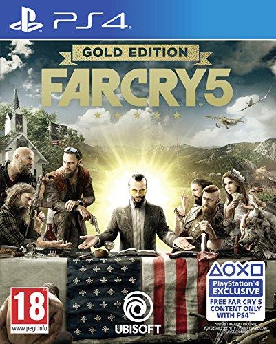 Far Cry 5 Gold Edition - PlayStation 4 [Importación inglesa]