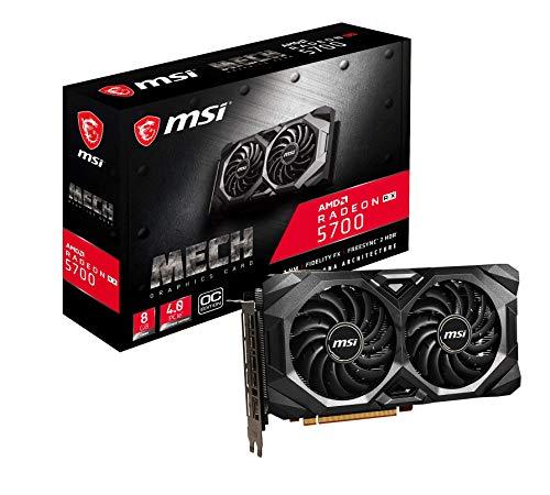 MSI Radeon RX 5700 Mech OC - 8 GB GDDR6