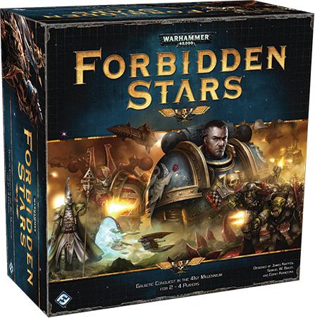 Forbidden Stars (juego de mesa)