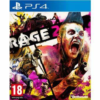 Rage 2 PS4, Acción