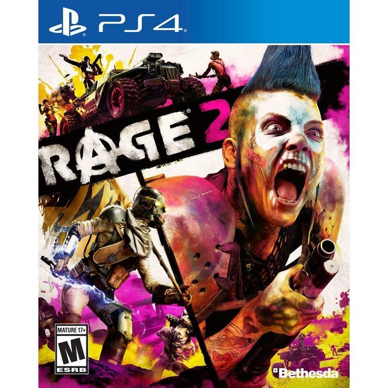 Rage 2 PS4 por 22€ (Versión Inglesa)