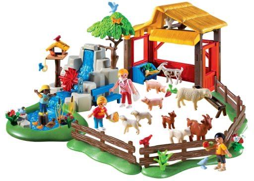 Playmobil Zoo para niños