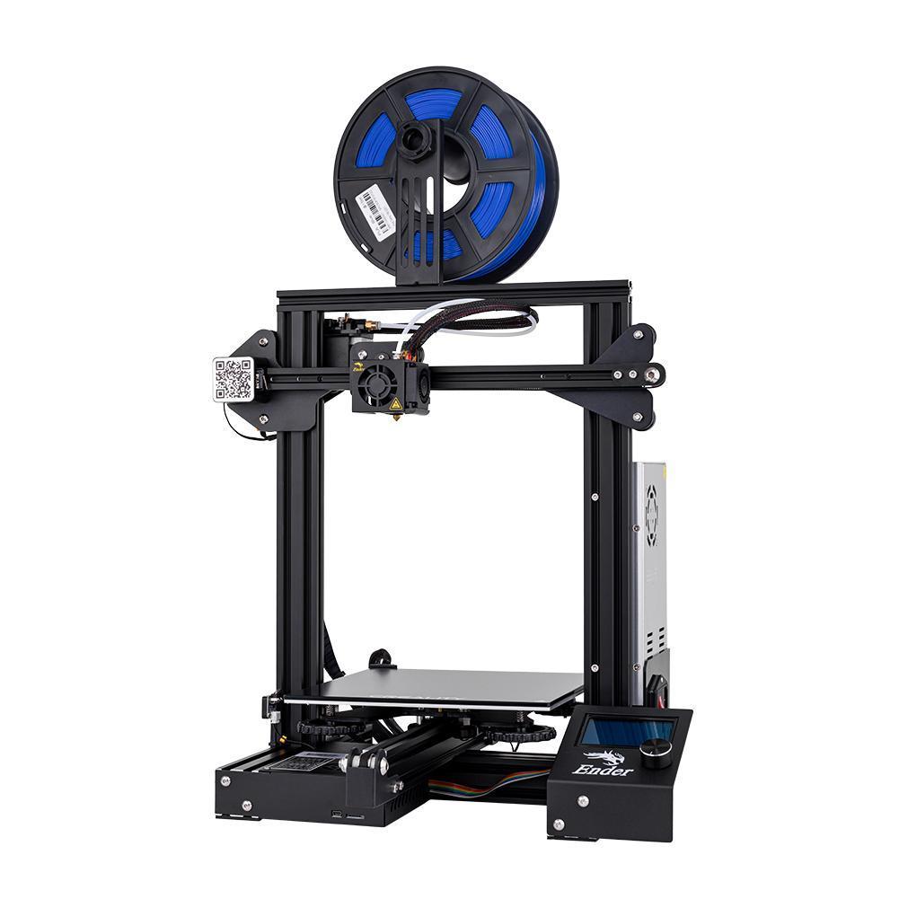 Impresora 3D Ender 3X solo 145€ (desde Europa)