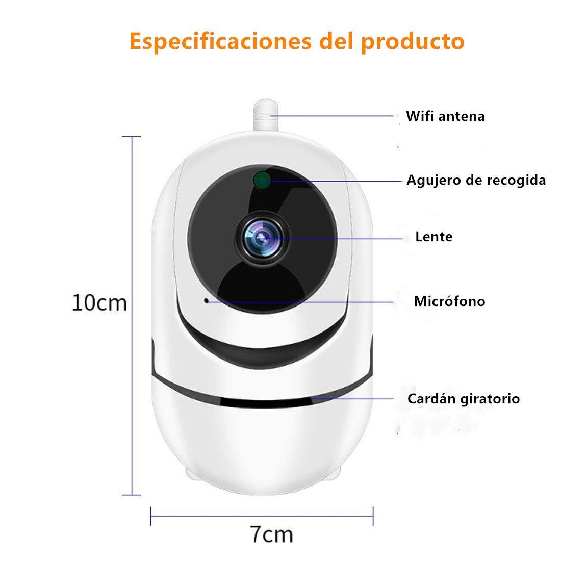 Camara Vigilancia Wifi 1080P