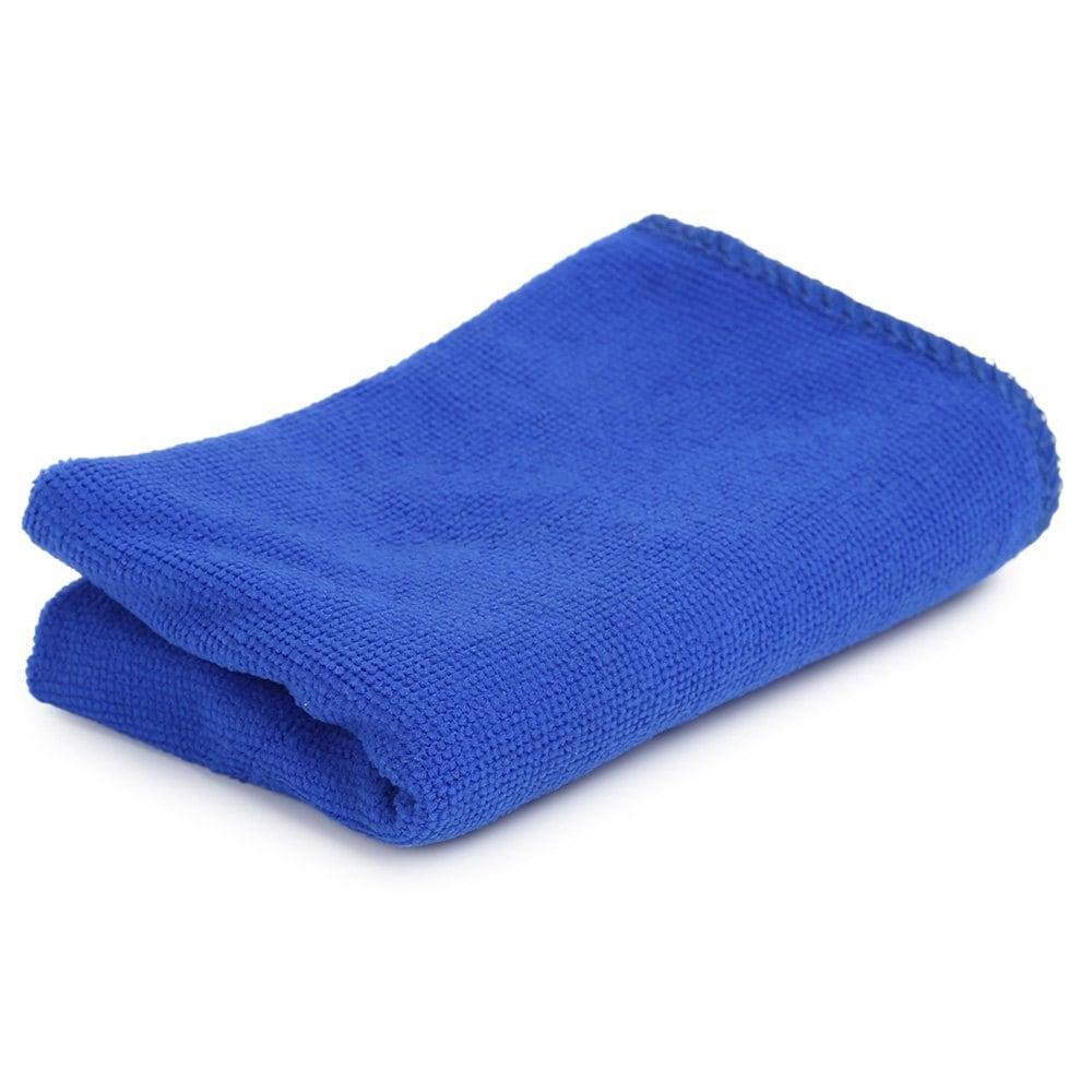Paño 30x70 Microfibra azul multiusos