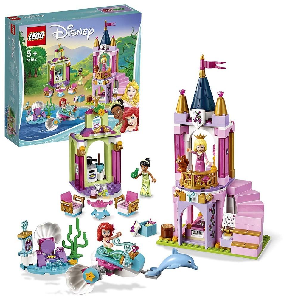 LEGO Disney Princess - Celebración Real De Ariel, Aurora Y Tiana