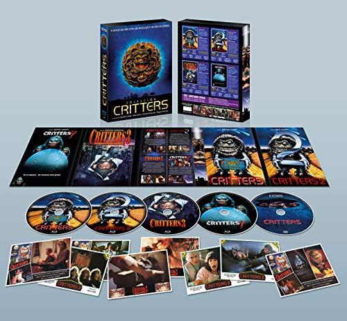 Colección Critters en Blu-ray desde Amazon