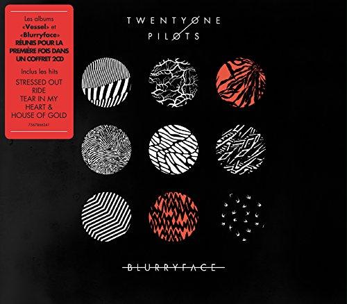 Twenty One Pilots - CD Album Blurryface + Vessel