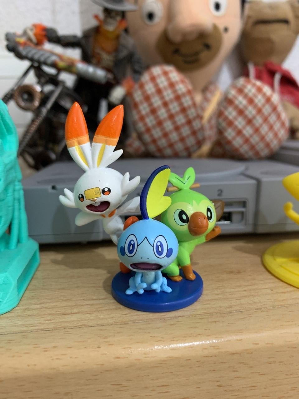 Figura Pokémon Espada y Escudo (Edición limitada)