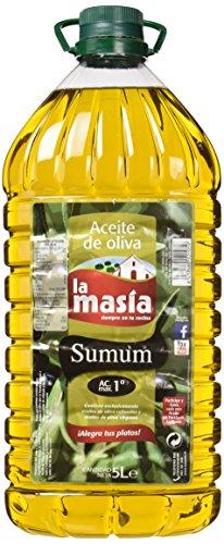 La Masia 5 L. Aceite Oliva Intenso ( pantry)