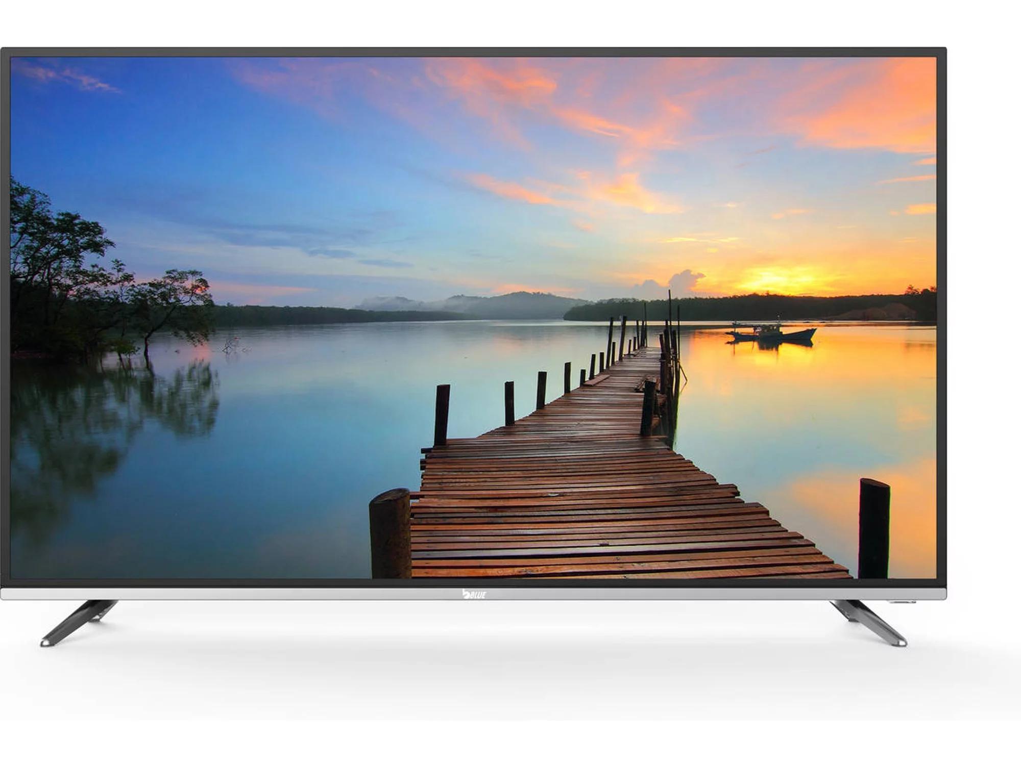 TV BLUE LED - 43'' 4K Ultra HD- Smart TV