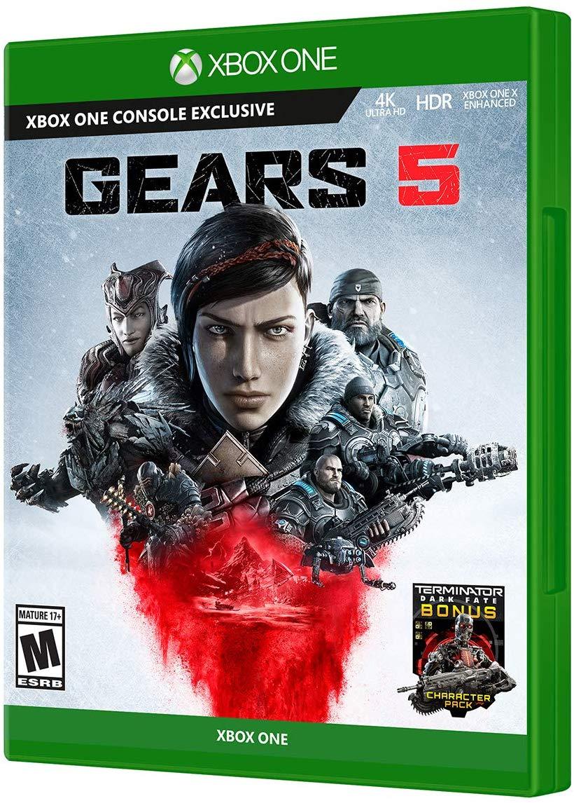 Gears 5: Standard Edition Xbox One (mediamarkt)