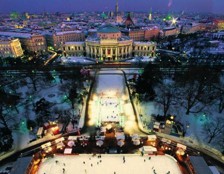 Enero 4 días en Viena 129€/p= 3 noches en hotel 4* con desayuno + vuelos