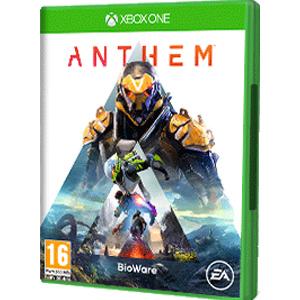 Anthem (Carrefour, Xbox, físico)