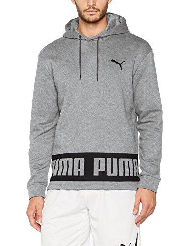 TALLA M - Puma Rebel FL Sudadera, Hombre