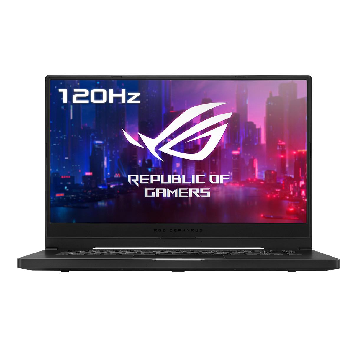 Portátil Gaming ASUS ROG Zephyrus G GA502DU-AL025