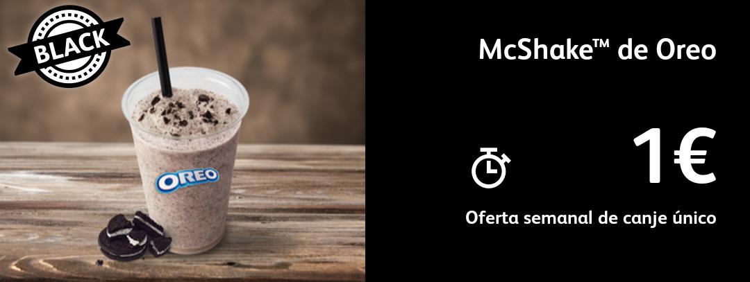 Mc Shake a 1€