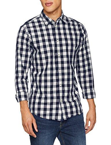 Camisa de manga larga Jack & Jones Jjegingham para hombre