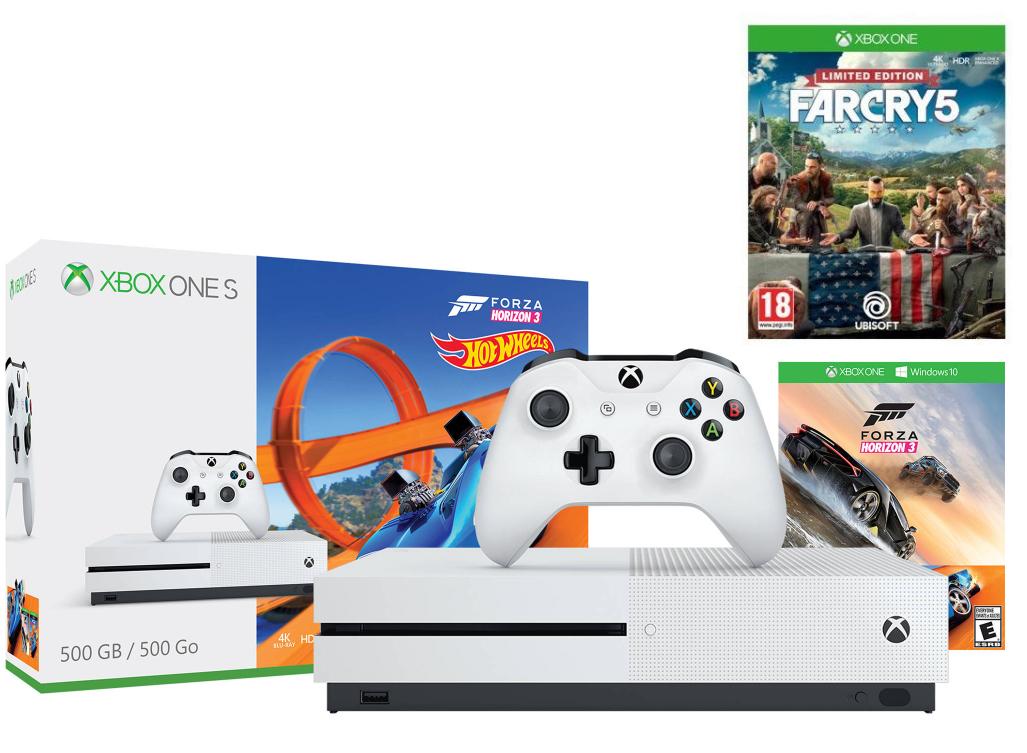 Xbox One 1Tb 2 juegos + DLC solo 264€