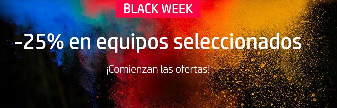 BLACK WEEK en HP