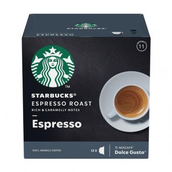 Starbucks Dolce Gusto de regalo comprando 25€