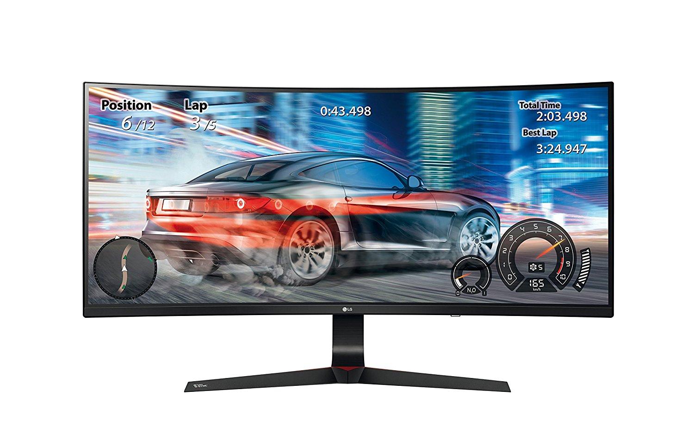 "Lg Monitor Gaming 34"" Curvo 615€"
