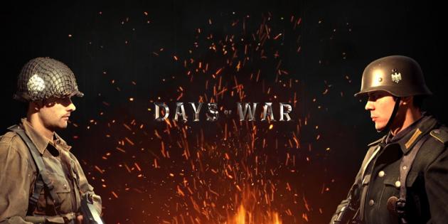 Clave de la beta cerrada de Days of War