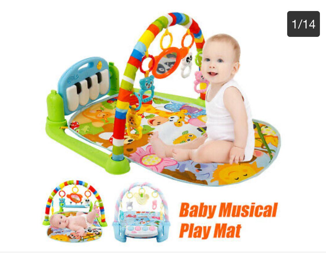 Piano para Bebés 4 en 1