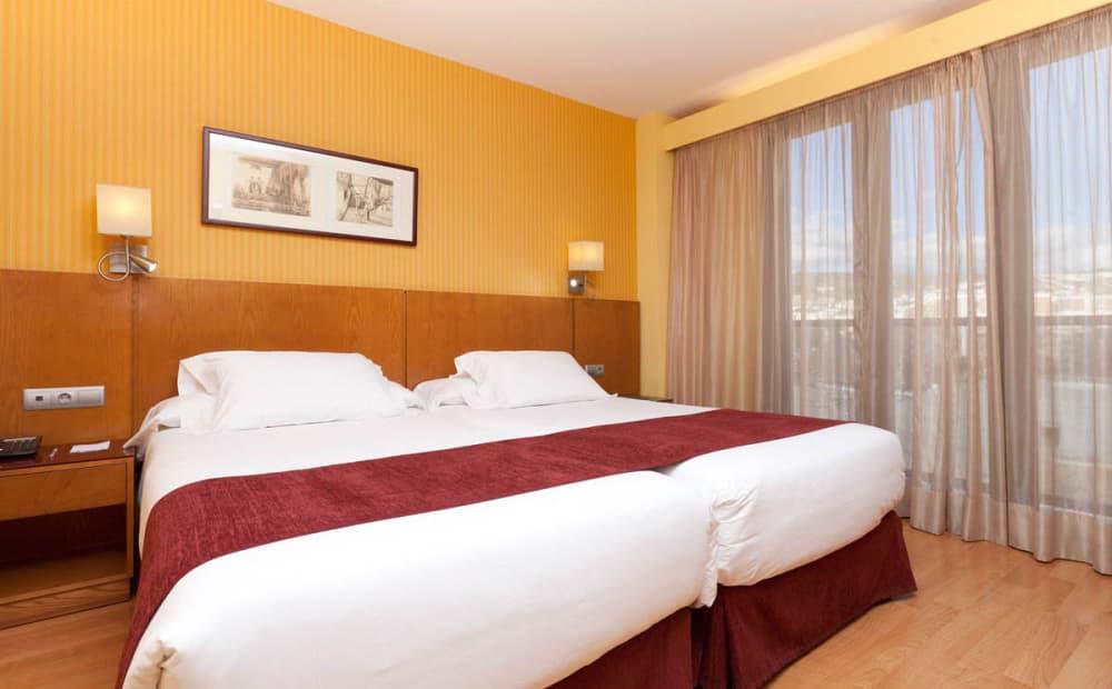 Hotel Spa 4* en Granada por solo 22€ la noche