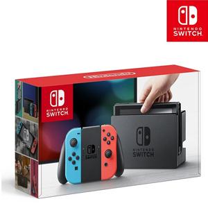 Consola Nintendo Switch color azul y rojo (AlCampo)