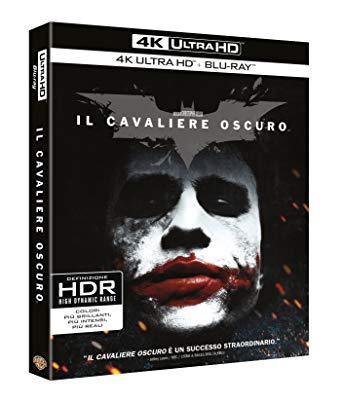 El Caballero Oscuro (4K UHD) - Incluye castellano