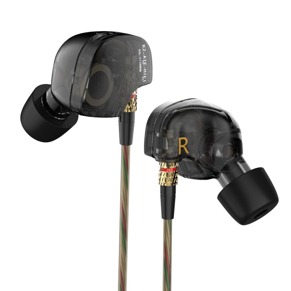 KZ ATE HiFi Auriculares auricular para súper Bajo estéreo (Ver vídeo)