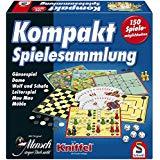 (REACO) Schmidt Spiele - 150 Juegos de Mesa (Versión Alemán)