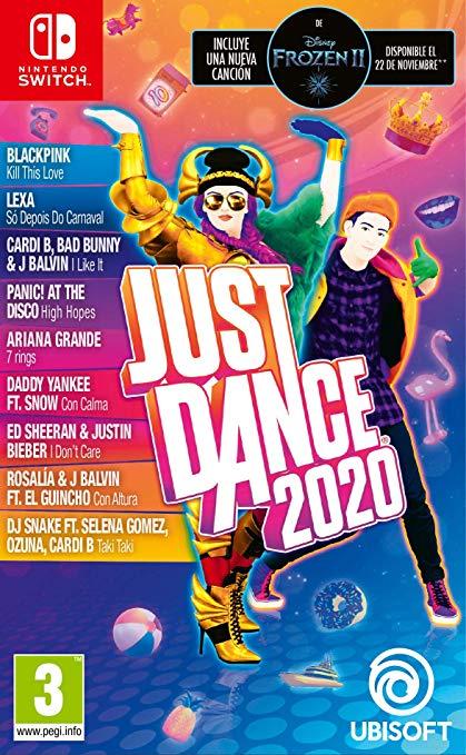 Just Dance 2020 Nintendo Switch
