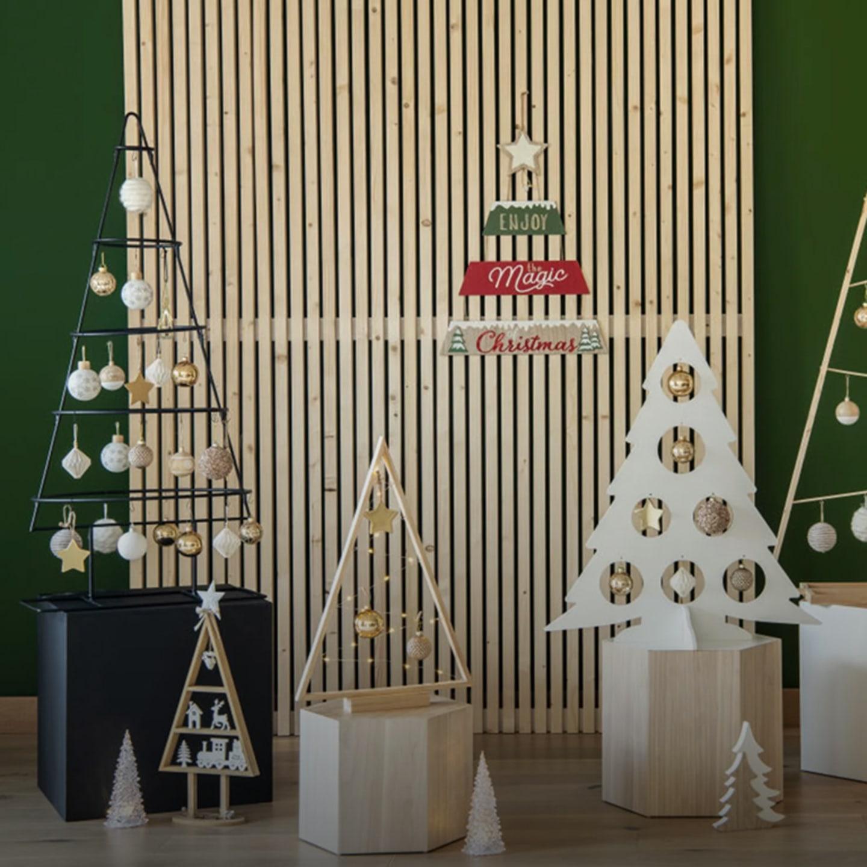 50% en artículos navideños en Maisons du Monde, hasta agotar existencias.
