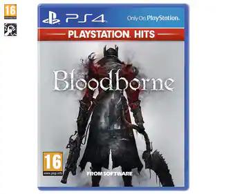 Bloodborne 7€ [ Alcampo Rio XII Madrid]