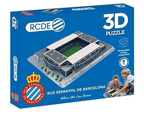 Puzzle, Estadio 3D del Espanyol