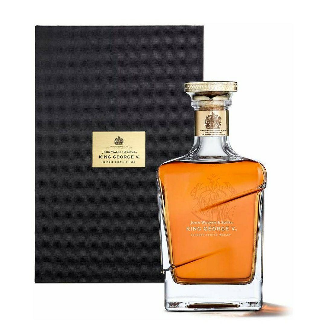 Johnnie Walker King George V. Whisky Escocés
