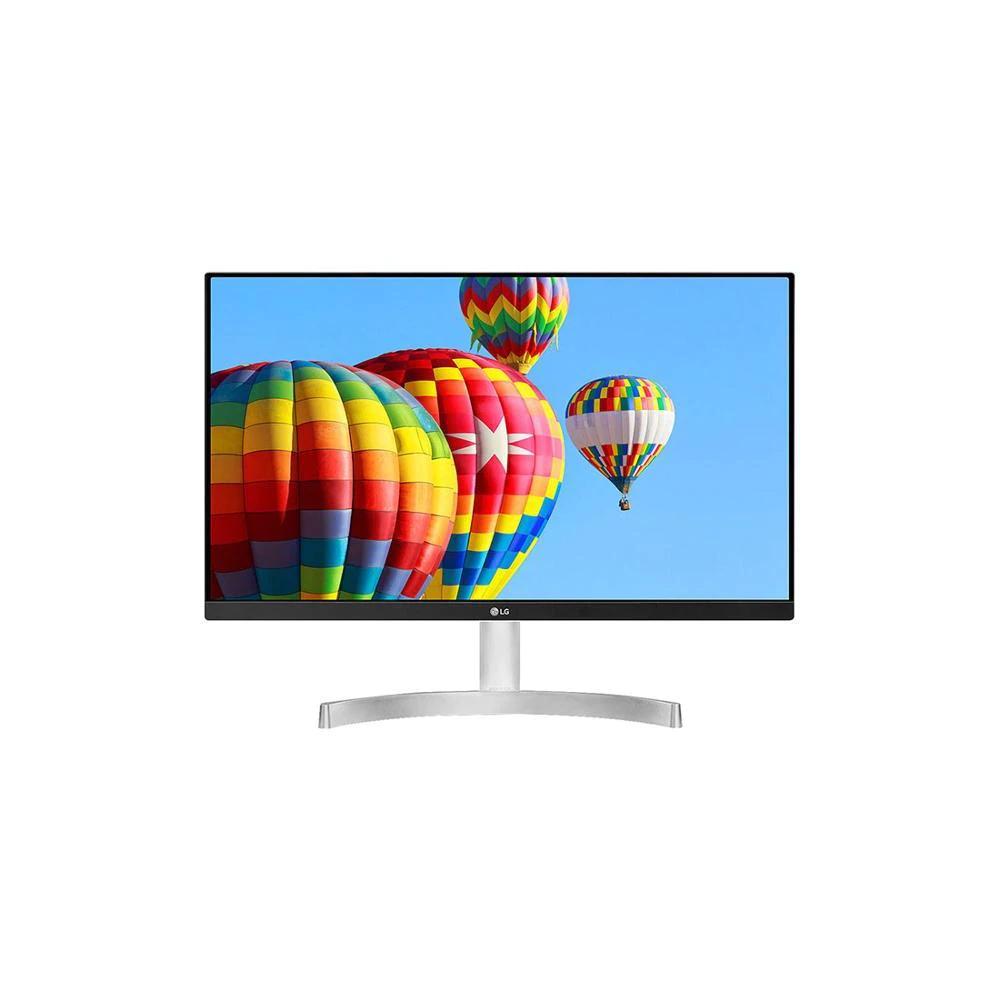 LG Monitor 24MK600M-W de 24 Pulgadas FullHD - Plaza