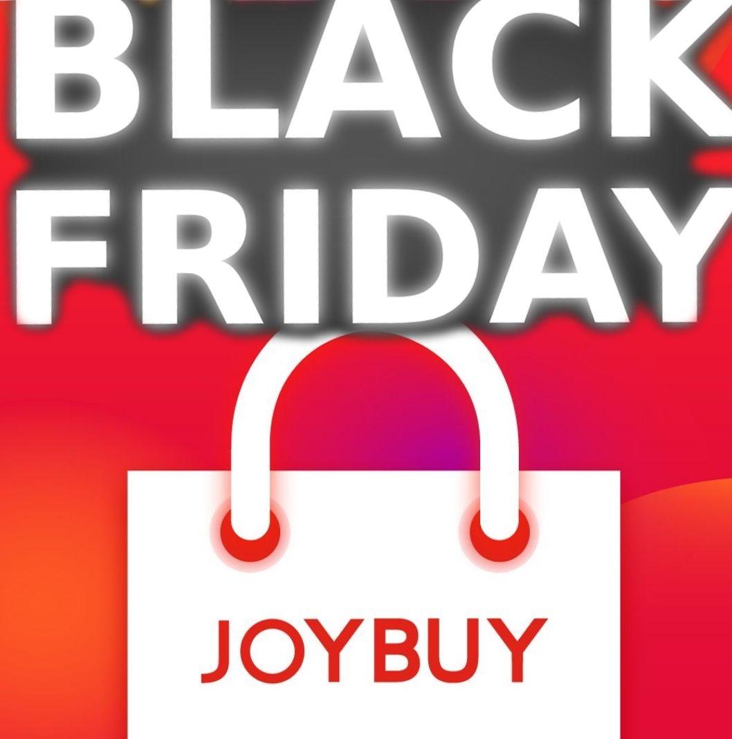 Cupones Joybuy 3.71/18.55€ y 9.27/51€