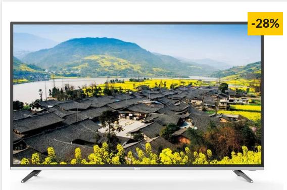 TV BLUE 48'' LED 4K Ultra HD - Smart TV