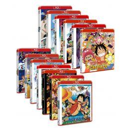 pack de todas las peliculas de one piece en bluray a mitad de precio SELECTA VISION