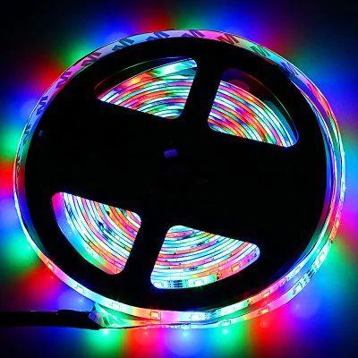 5M LED Tira de Luz con Control Remoto - COLOR RGB (24 TECLAS)