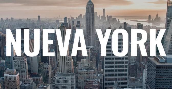 ENE/FEB Vuelos desde Barcelona o Madrid a Nueva York desde 192€