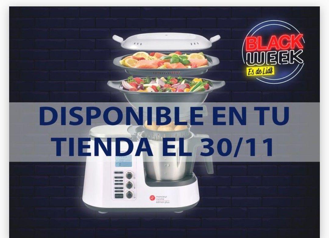 Oferta Monsieur Cuisine el dia 23/11