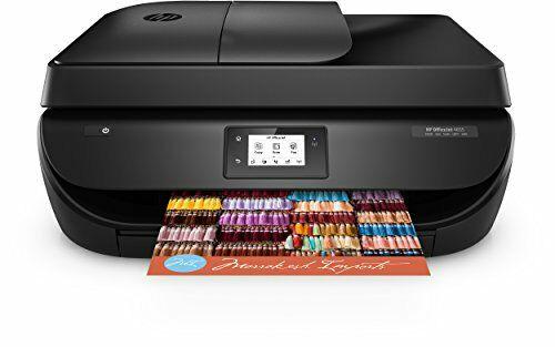 HP OfficeJet 4655 - Impresora multifunción
